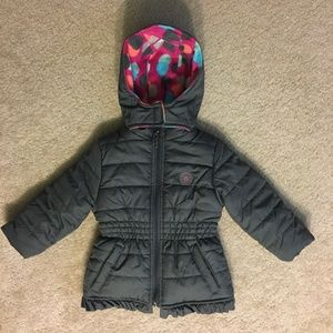 Pink Platinum Gray Jacket $18